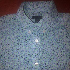 Tommy Hilfiger boys size 16 button up shirt